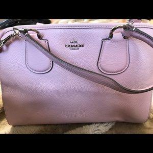 Coach Carryall Handbag.